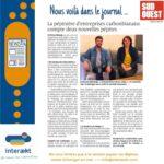 InterAEkt dans le journal Sud-Ouest