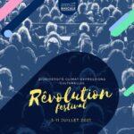InterAEkt vous donne rendez-vous au Rêvolution Festival